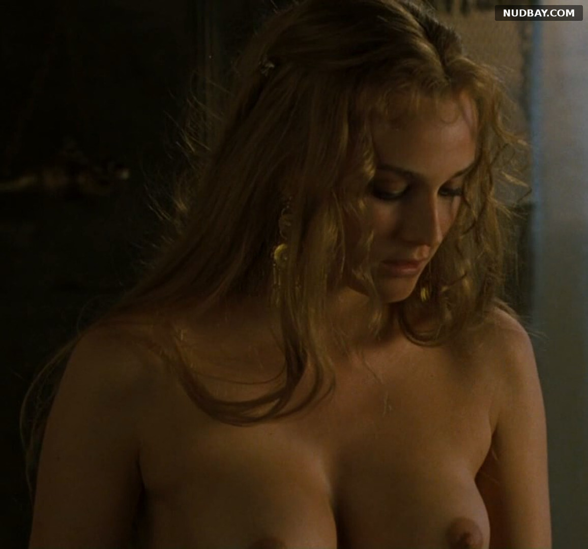 Diane Kruger nude in the movie Troy (2004)