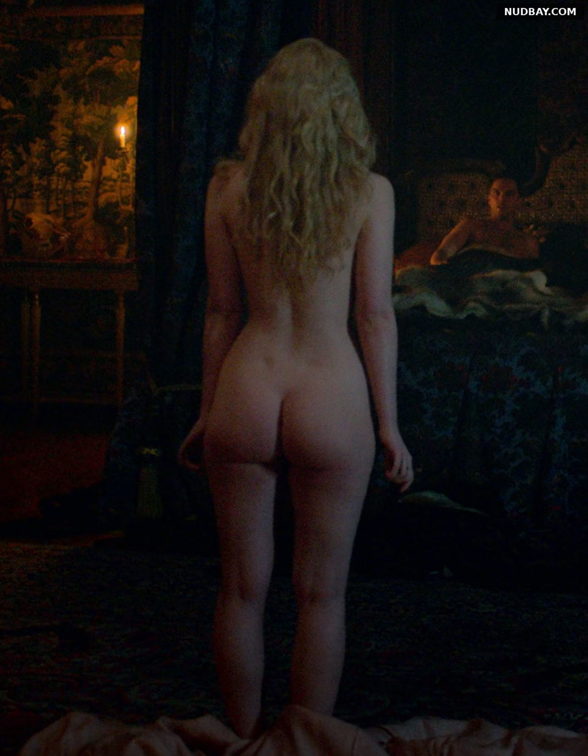 Elle Fanning nude ass in The Great S01E01 (2020)
