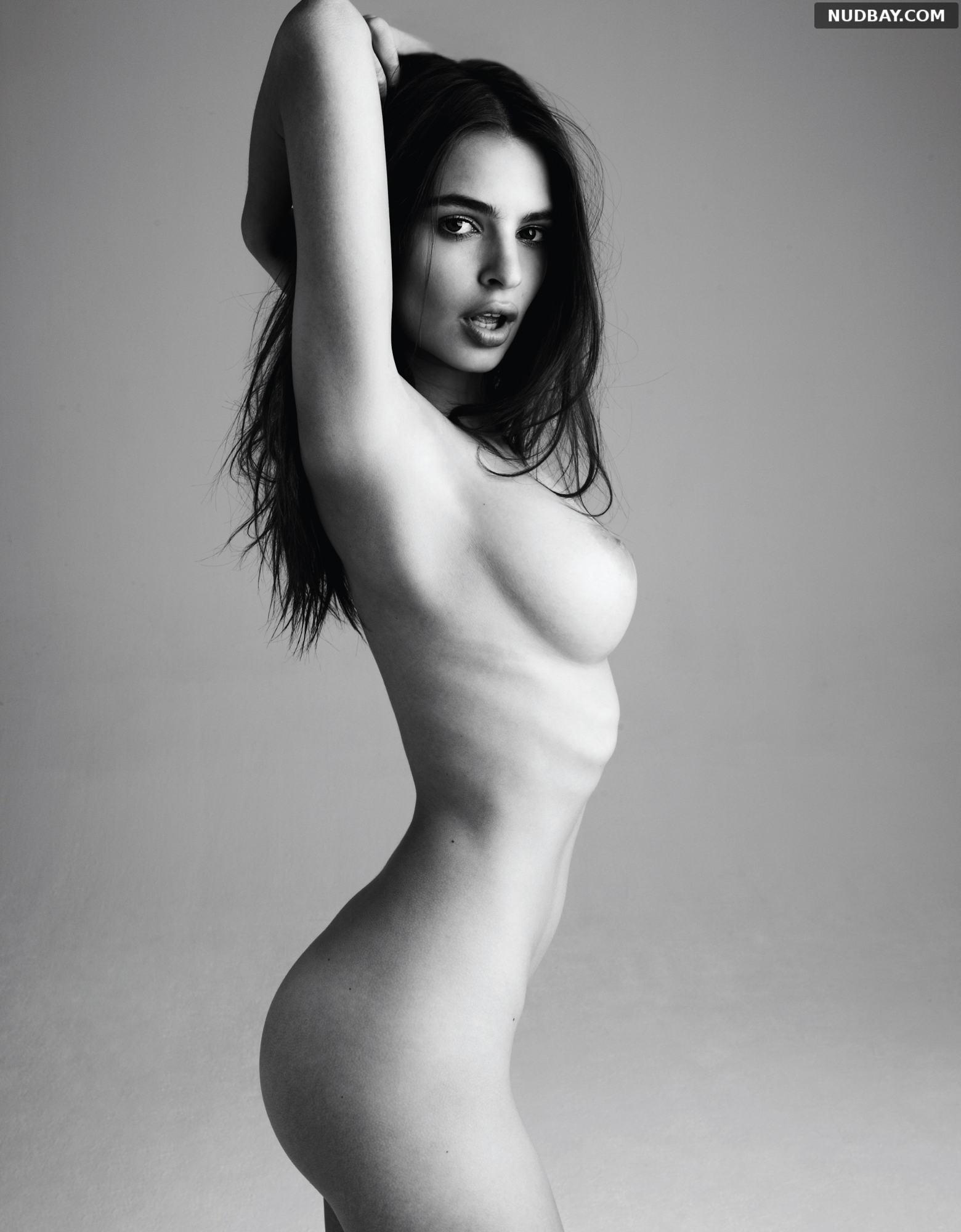 Emily Ratajkowski naked photoshoot Treats Magazine 2021
