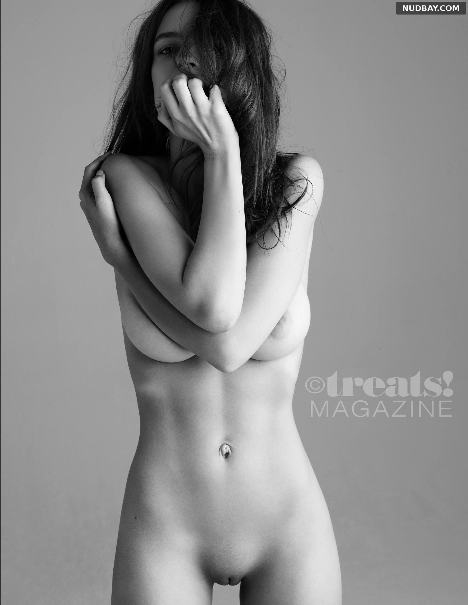 Emily Ratajkowski nude photoshoot Treats Magazine 2021