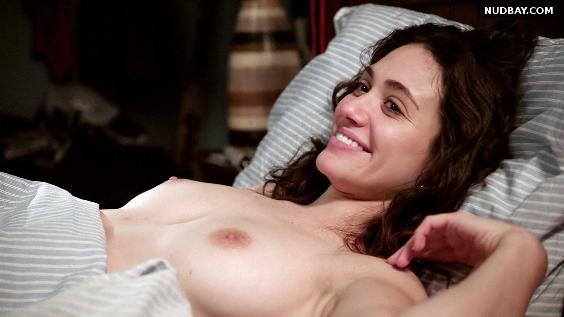 Emmy Rossum Nude in Shameless 05