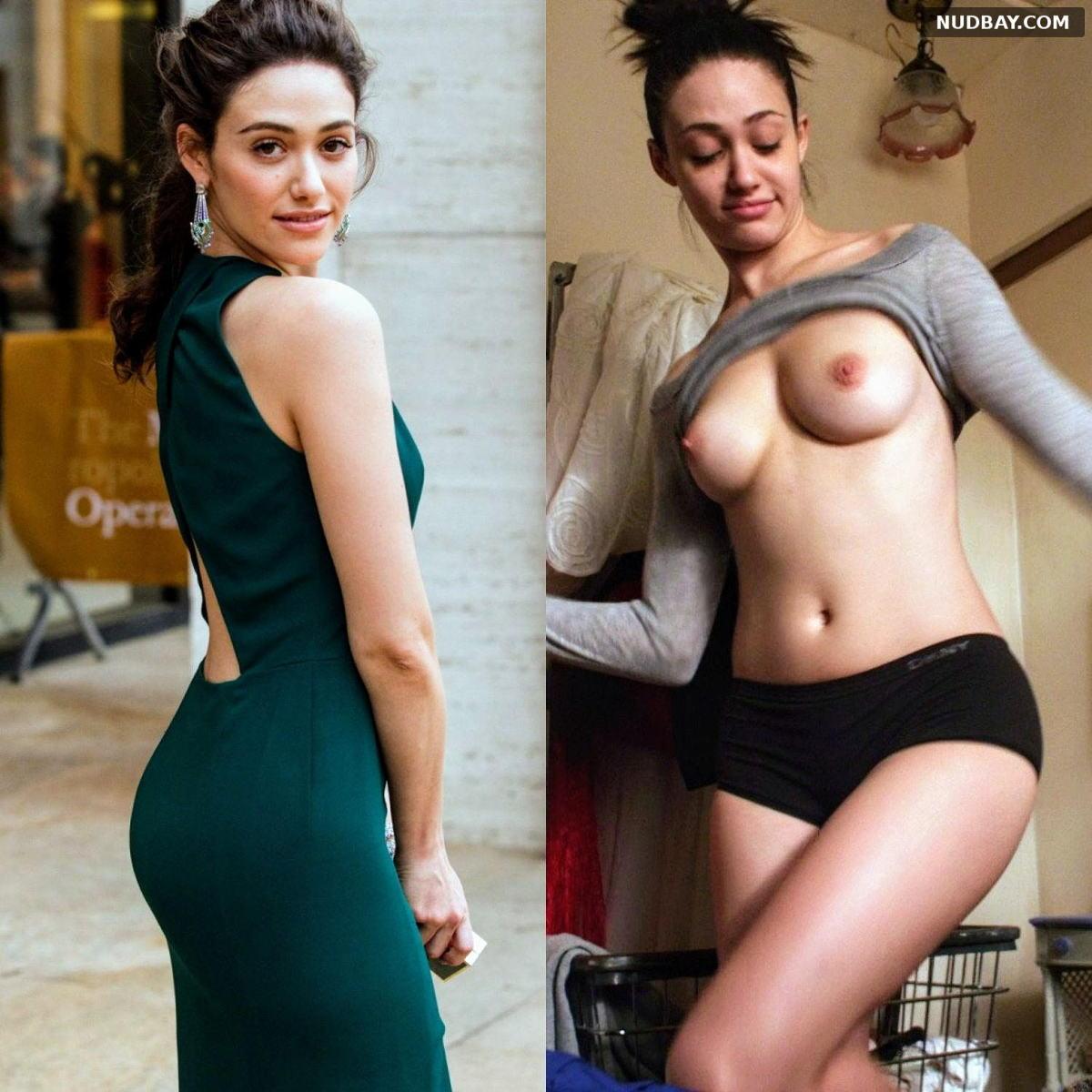 Emmy Rossum Nude sexy in Shameless 04