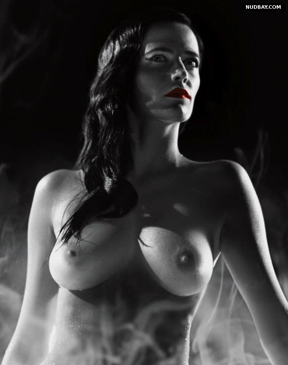 Eva Green nude in the movie Sin City: A Dame to Kill For (2014)