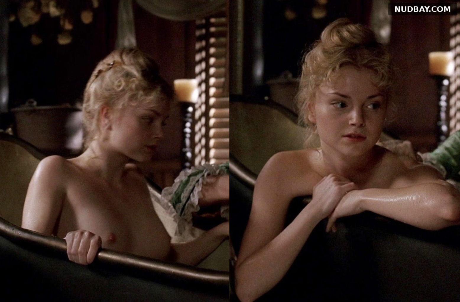 Izabella Miko nude in Deadwood s02e05 (2005)