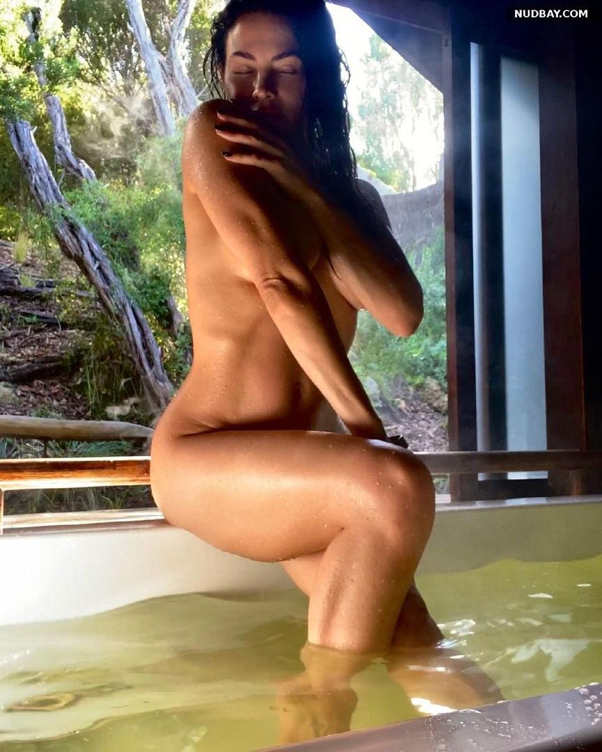 Jenna Dewan nude taking a bath Jul 07 2021