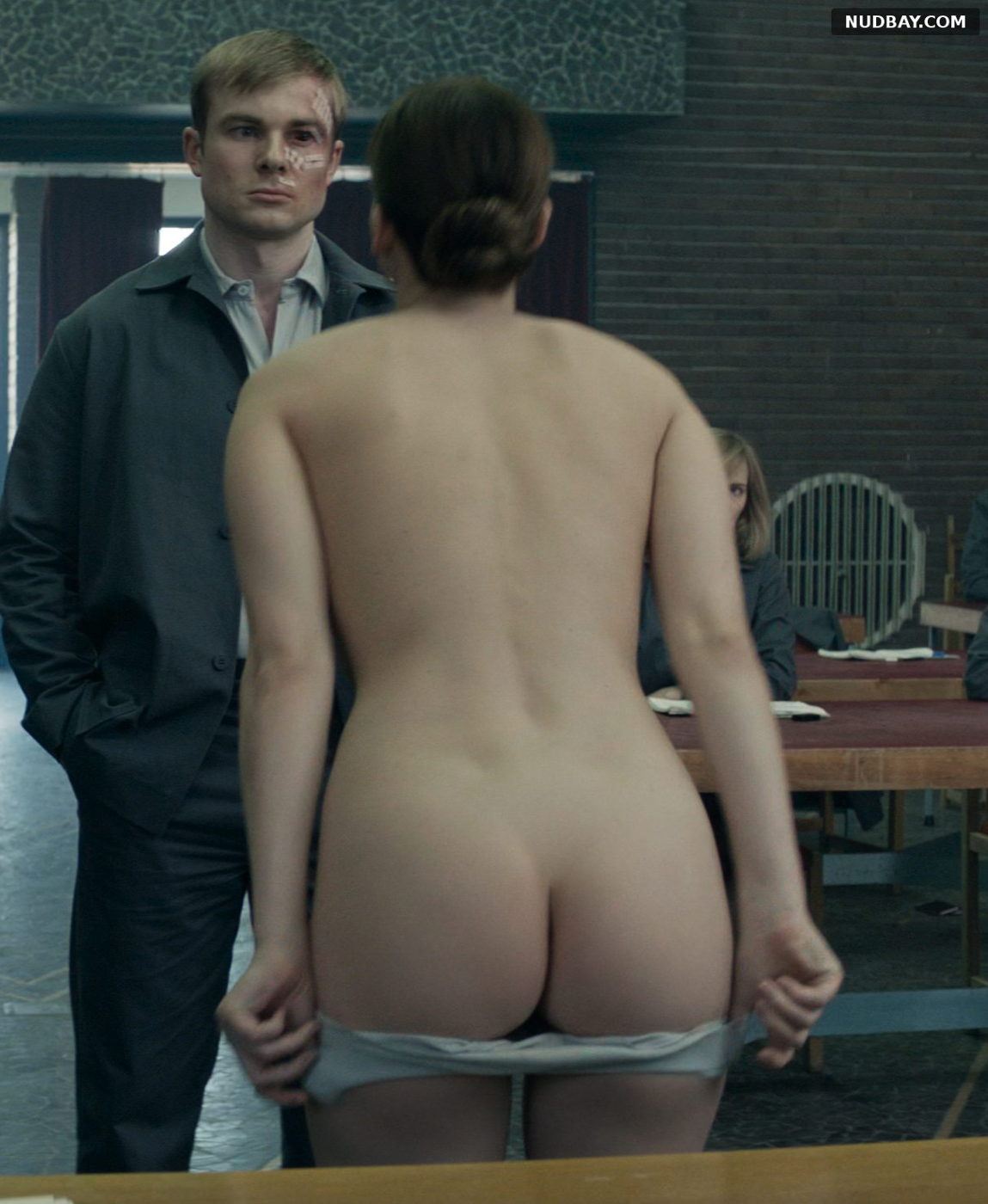 Jennifer Lawrence nude in Red Sparrow (2018)