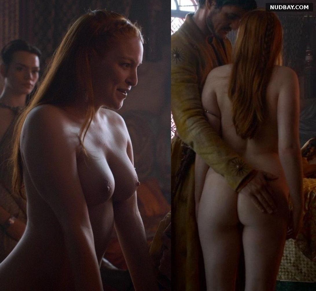 Josephine Gillian nude in Game of Thrones S04E01