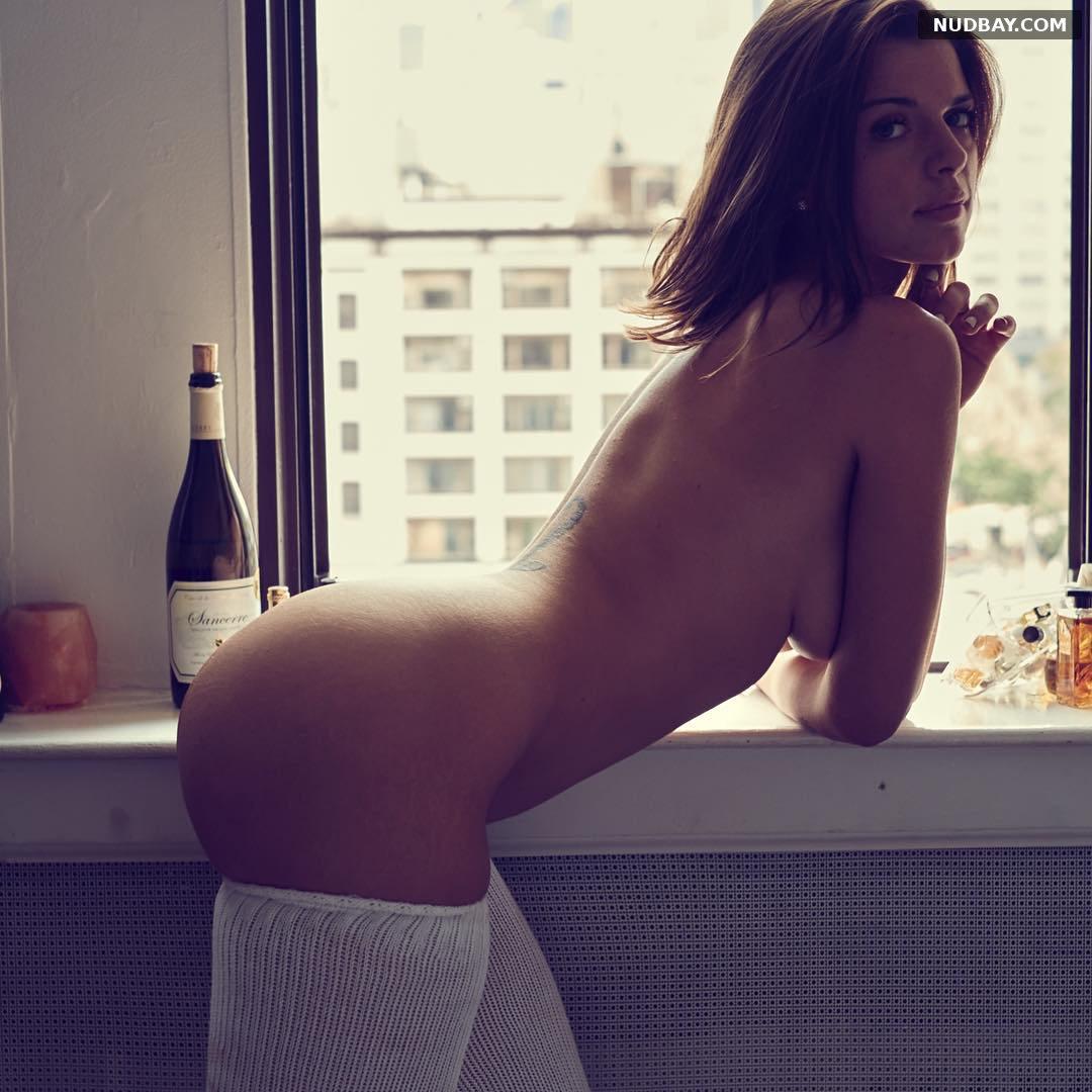 Julia Fox nude ass photoshoot for Playboy