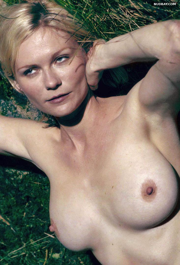 Kirsten Dunst nude in Melancholia (2011)