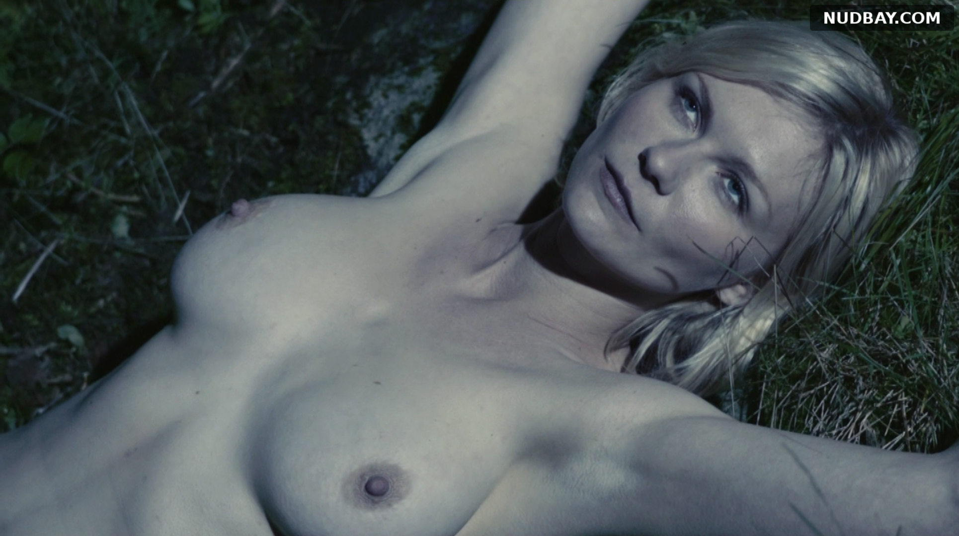 Kirsten Dunst nude in the movie Melancholia (2011)