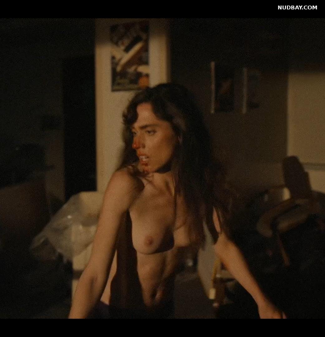 Kris Alexandrea nude in Rot (2019