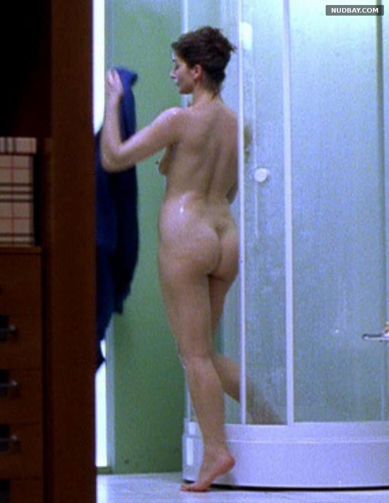 Laura Morante naked in La mirada del otro (1998)