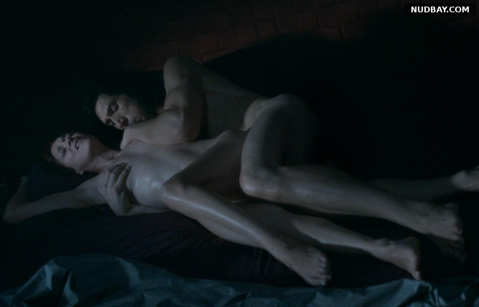 Marion Cotillard naked in Annette (2021)