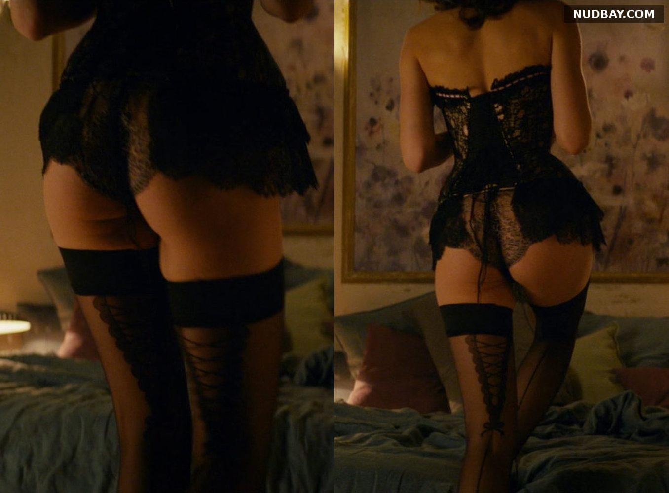 Olga Kurylenko nude ass - The Room (2019)