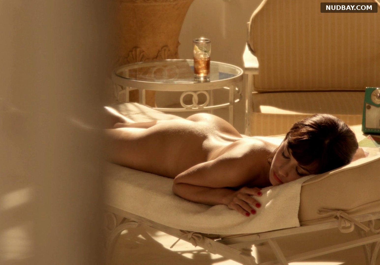 Olga Kurylenko nude in Magic City S01E01 (2012)