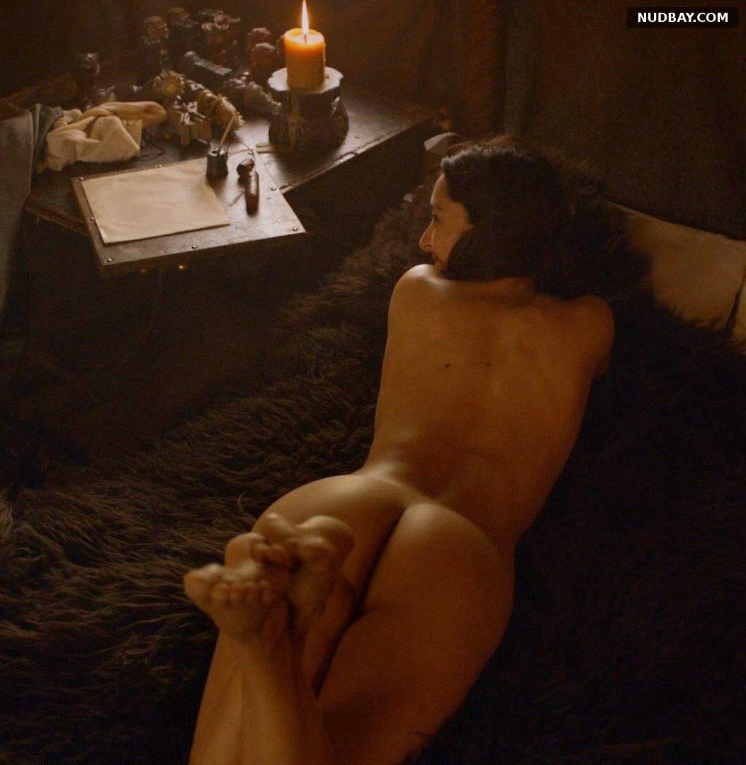 Oona Chaplin nude ass in game of thrones