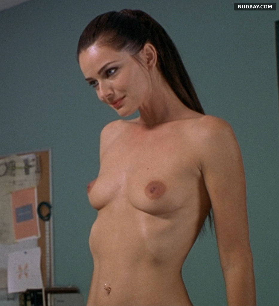 Paulina Porizkova nude in Thursday (1998)