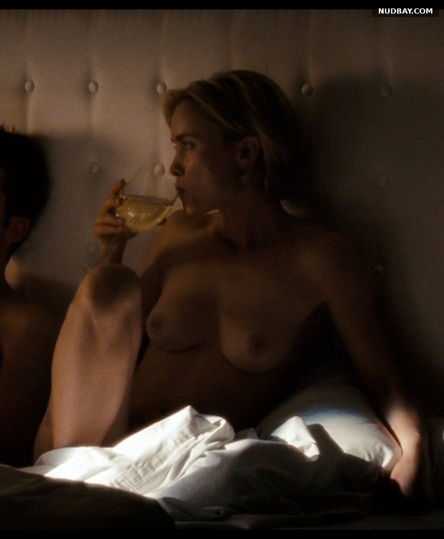 Radha Mitchell nude tits in Feast of Love (2007