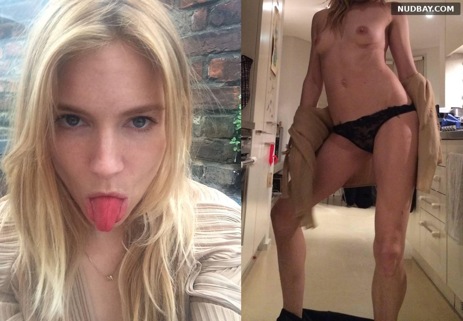 Sienna Miller naked