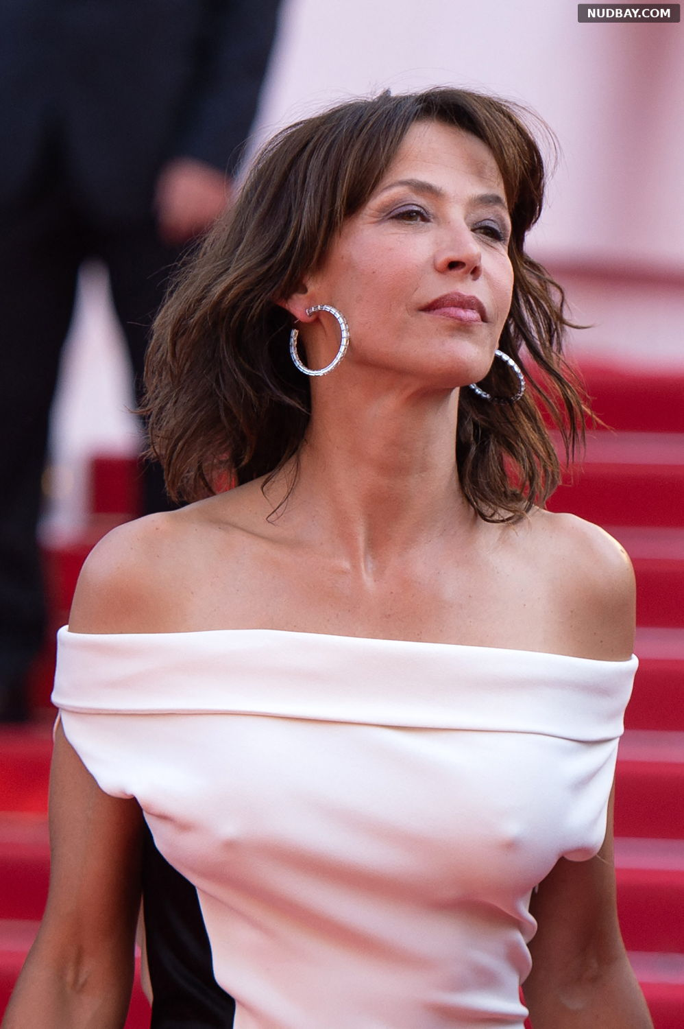 Sophie Marceau Pokies at 74th annual Cannes Film Festival in Cannes France Jul 07 2021