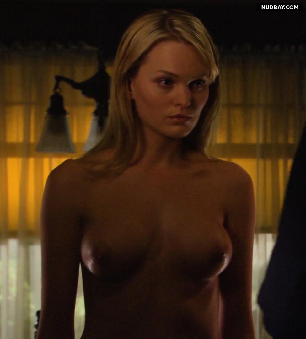 Sunny Mabrey nude in Species III (2004)