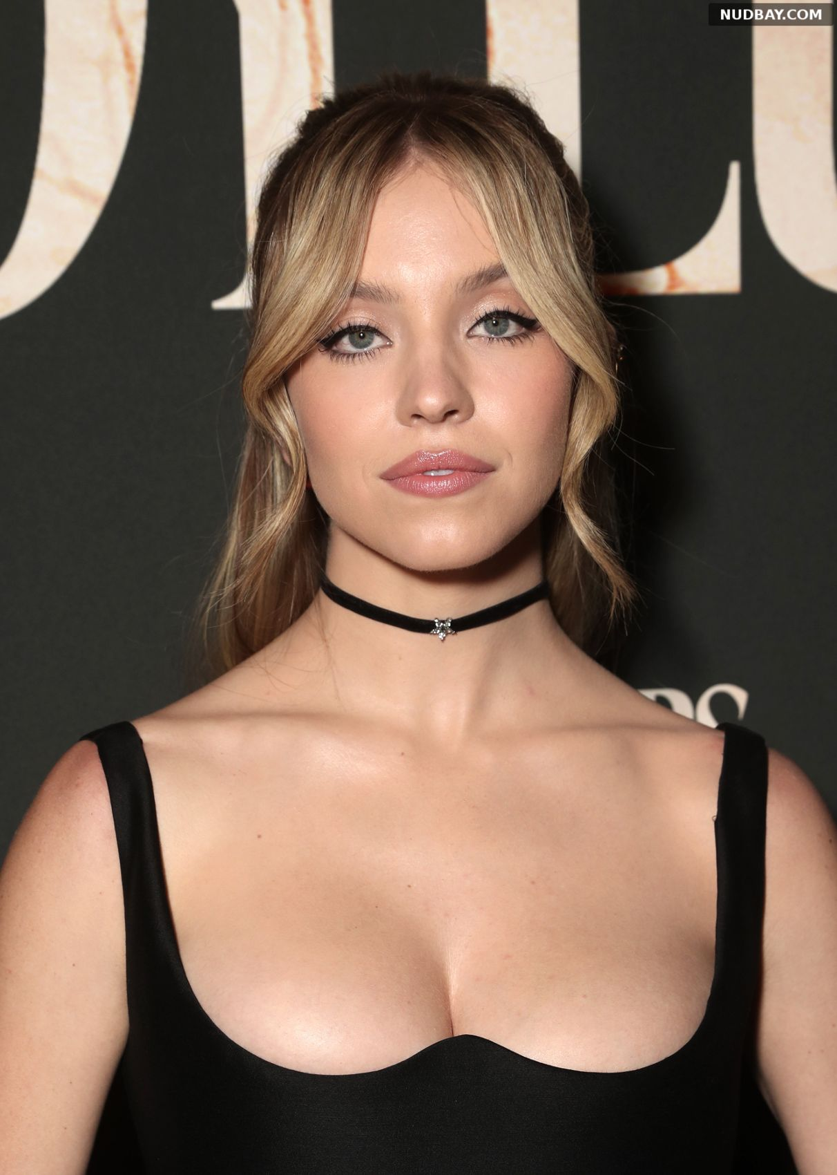 Sydney Sweeney Cleavage At the premiere of The Voyeurs in Los Angeles Aug 24 2021