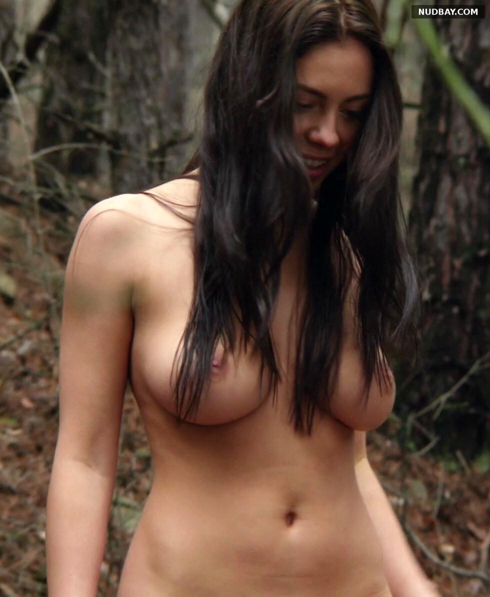 Talitha Luke-Eardley nude Wrong Turn 6: Last Resort (2014)