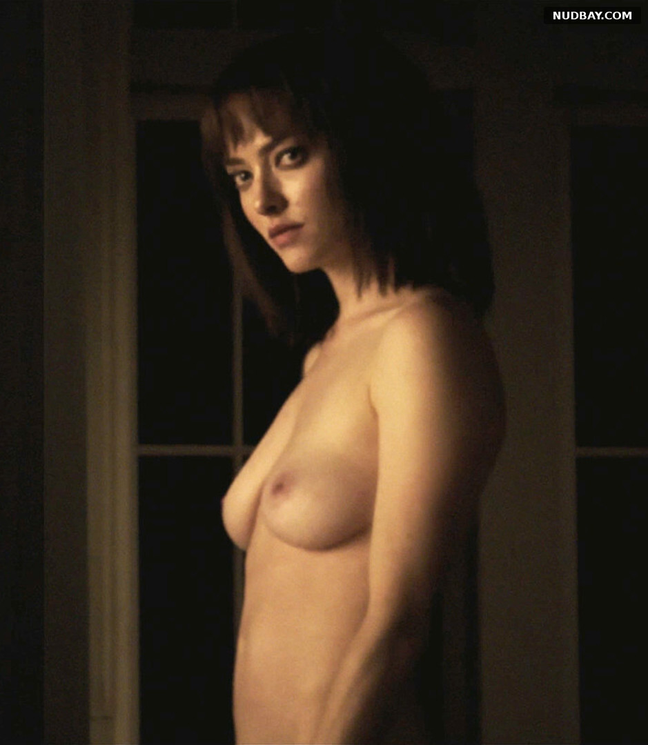 Amanda Seyfried Nude in Anon (2018) nudbay.com