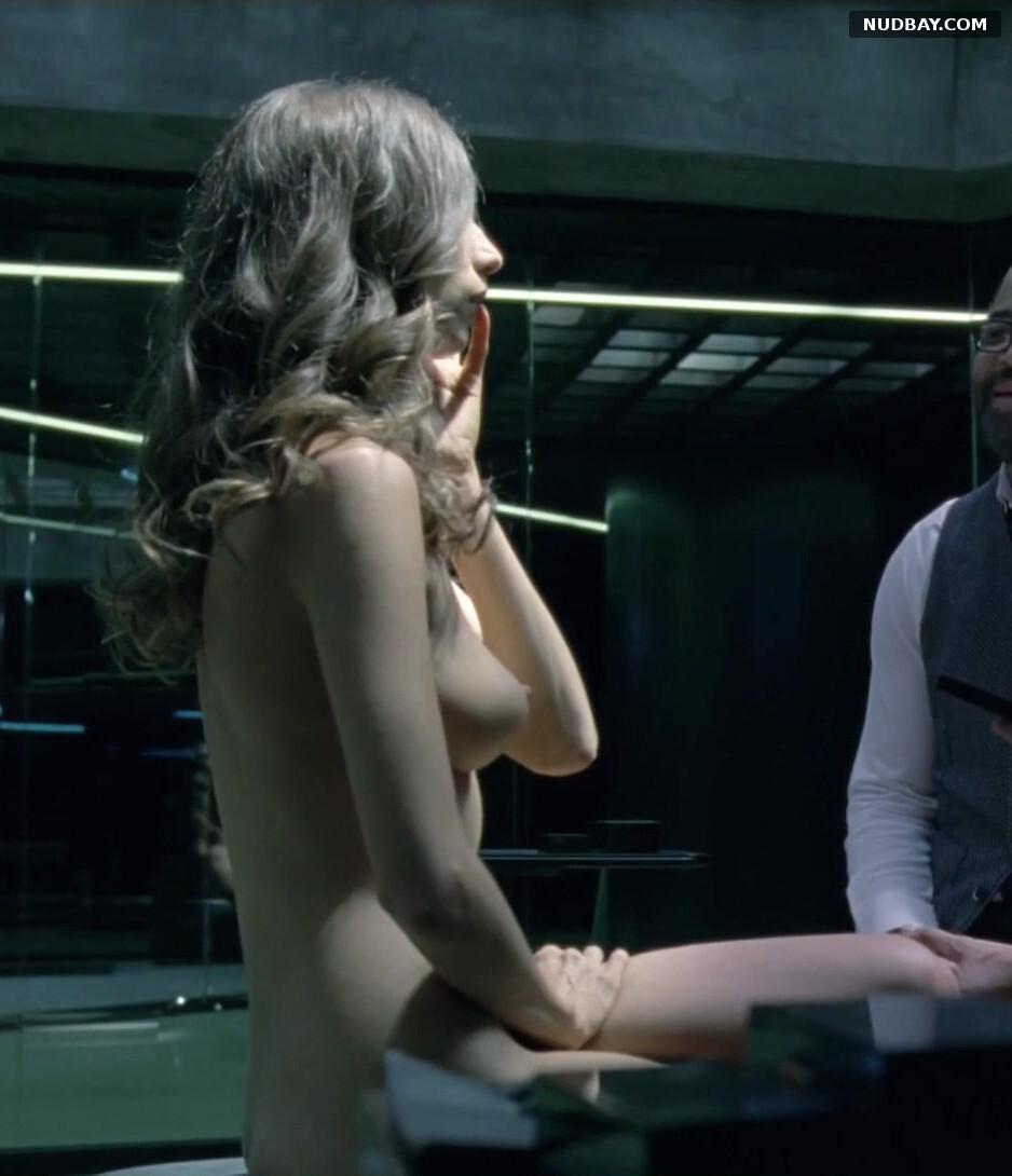 Angela Sarafyan nude Westworld S01E01 (2016)