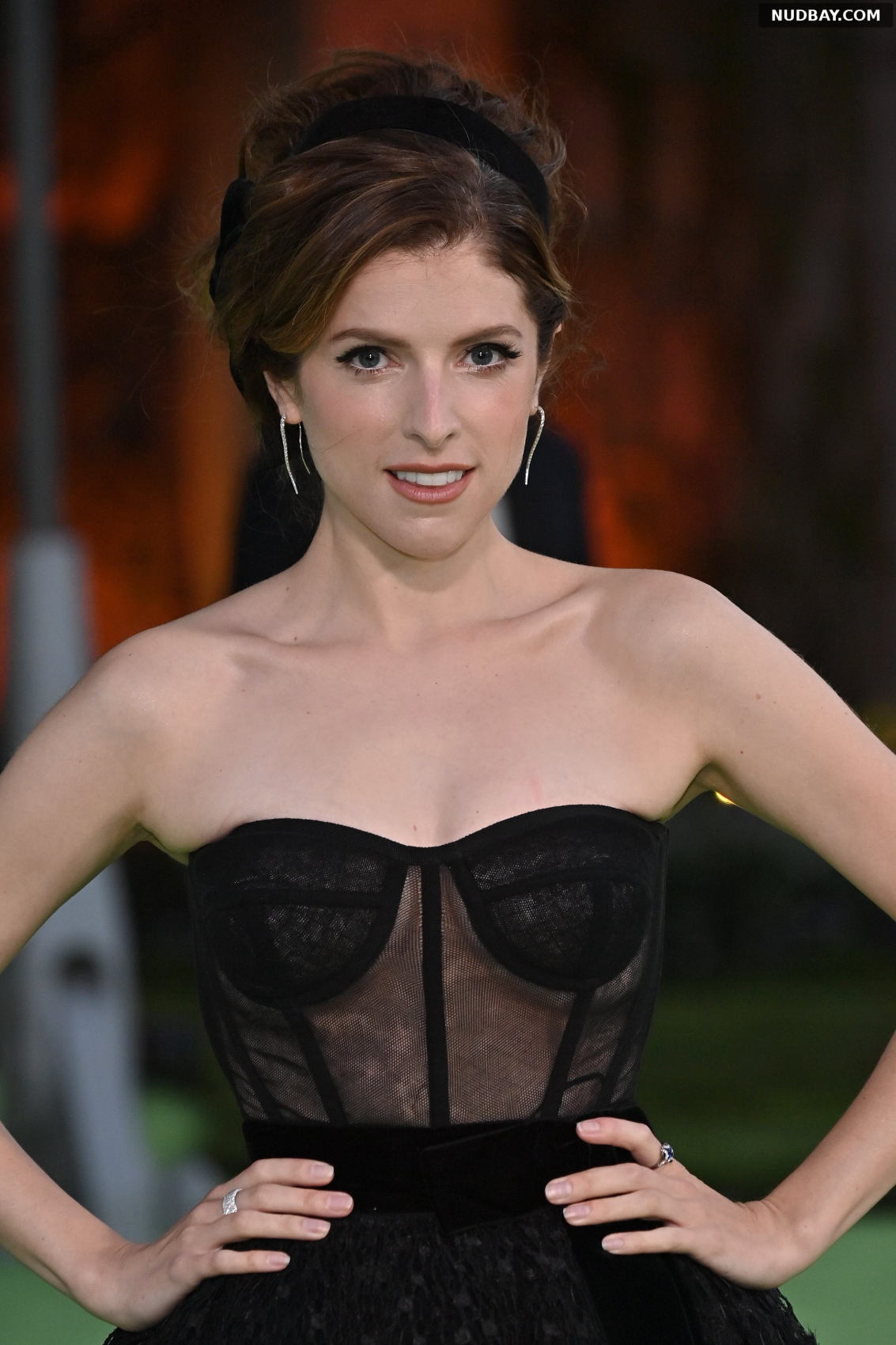 Anna Kendrick The Academy Museum of Motion Pictures Opening Gala in LA Sep 25 2021