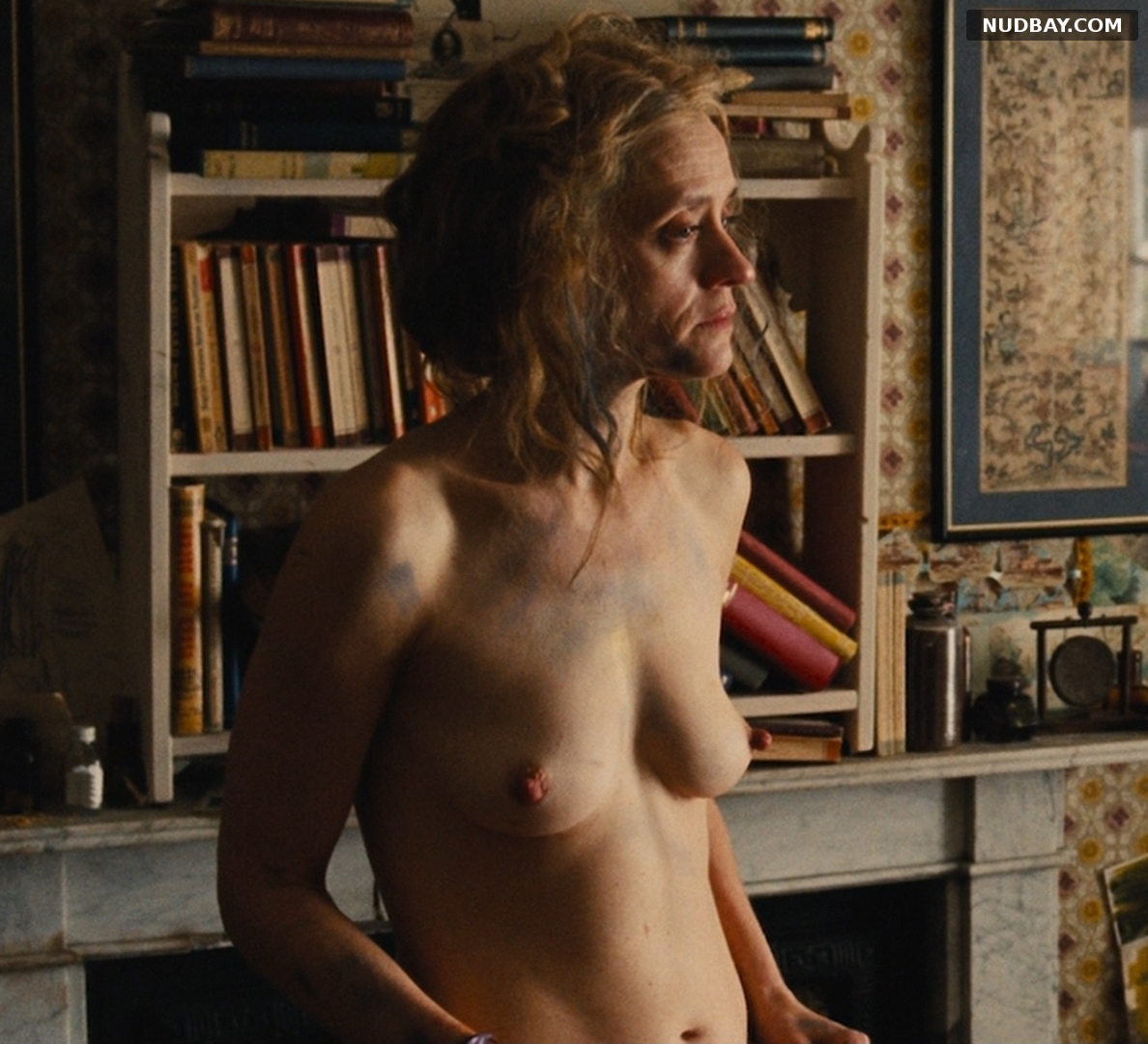 Anne-Marie Duff nude in On Chesil Beach (2017)