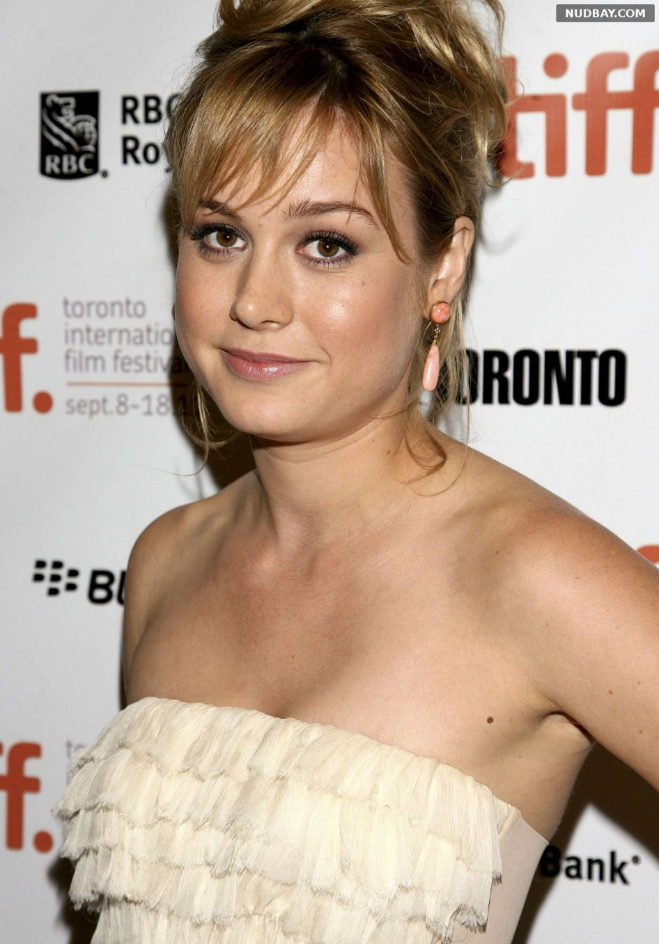 Brie Larson at International Film Festival in Toronto Sep 10 2011