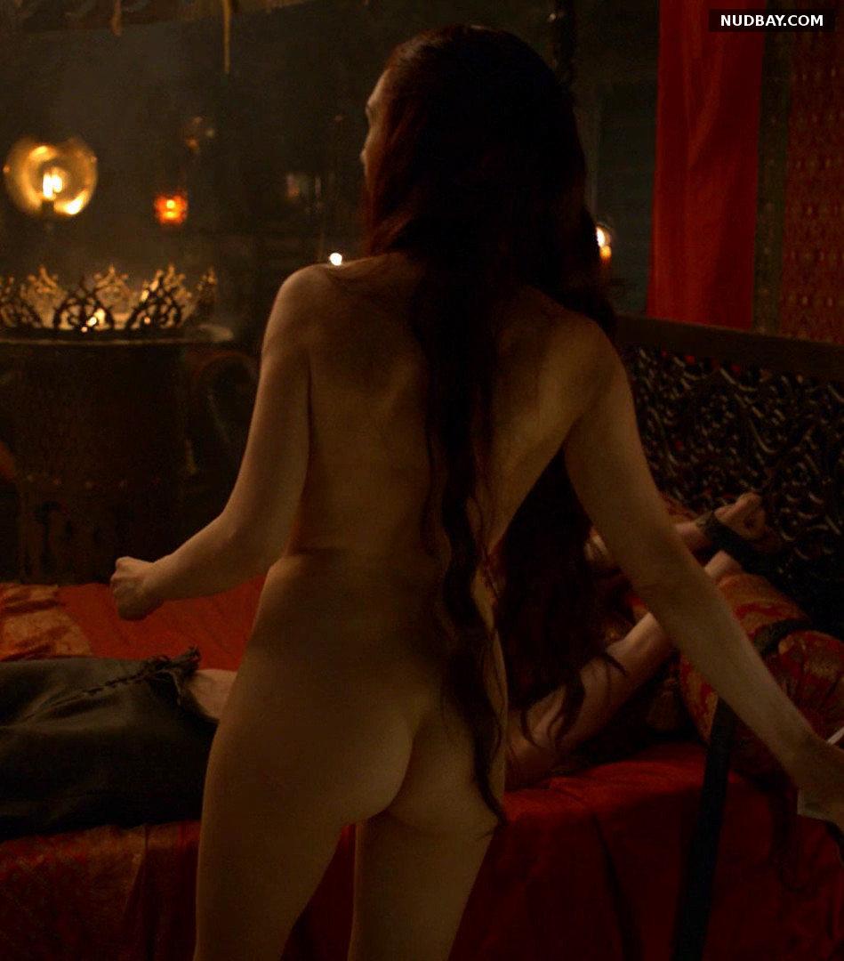 Carice van Houten nude ass in Game of Thrones S03 (2013)
