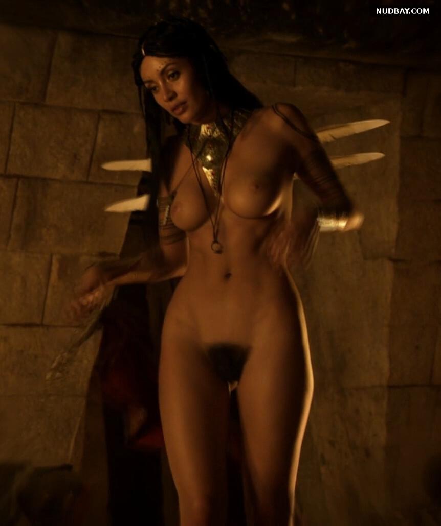 Carolina Guerra nude in Da Vinci's Demons (2014)