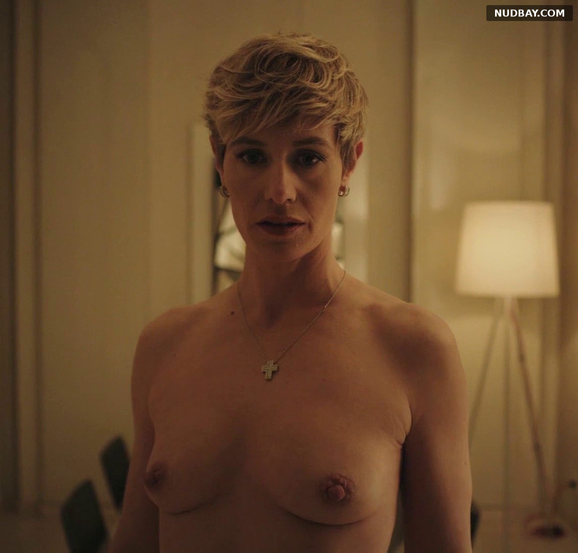 Cecile De France nude - The New Pope S01E04 (2020)