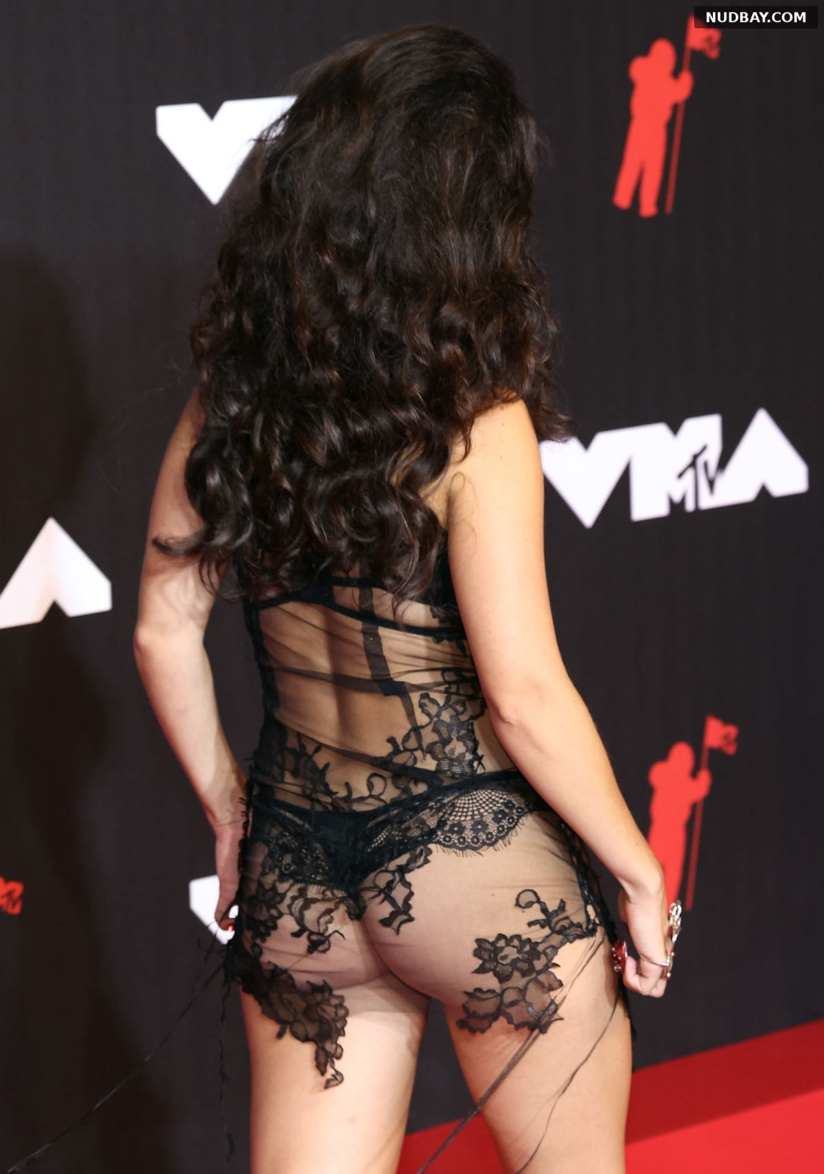 Charli XCX Nude at MTV Video Music Awards in New York Sep 12 2021