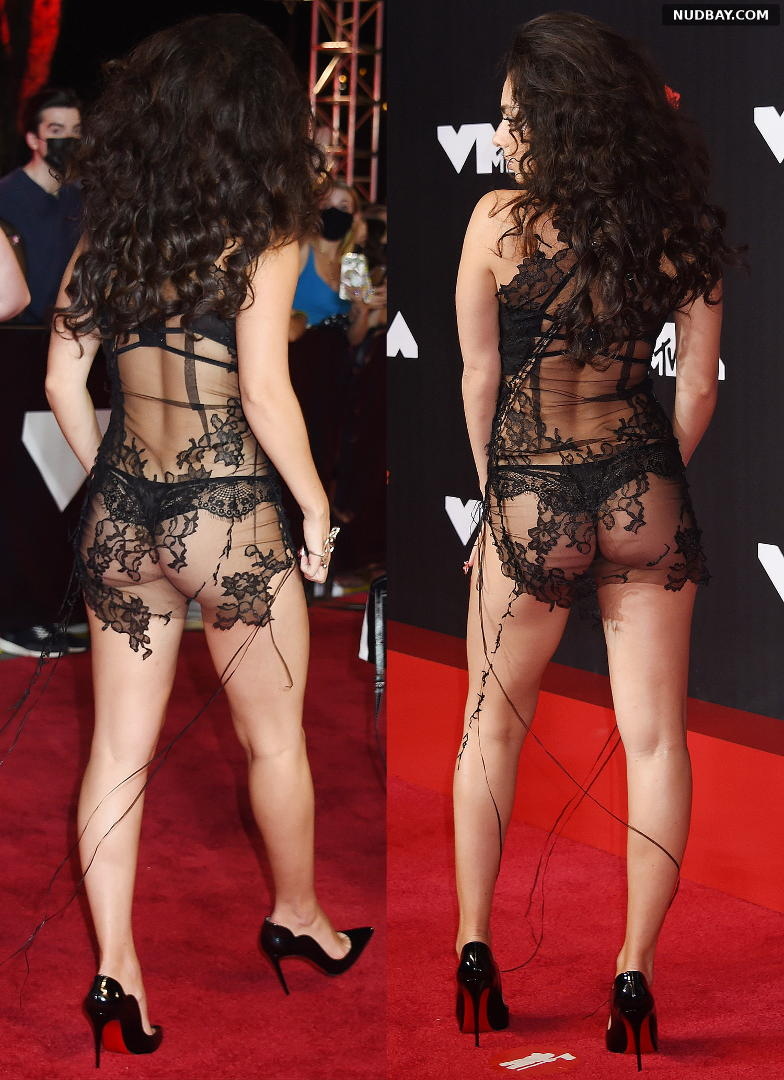 Charli XCX Nude at Video Music Awards in New York Sep 12 2021 1