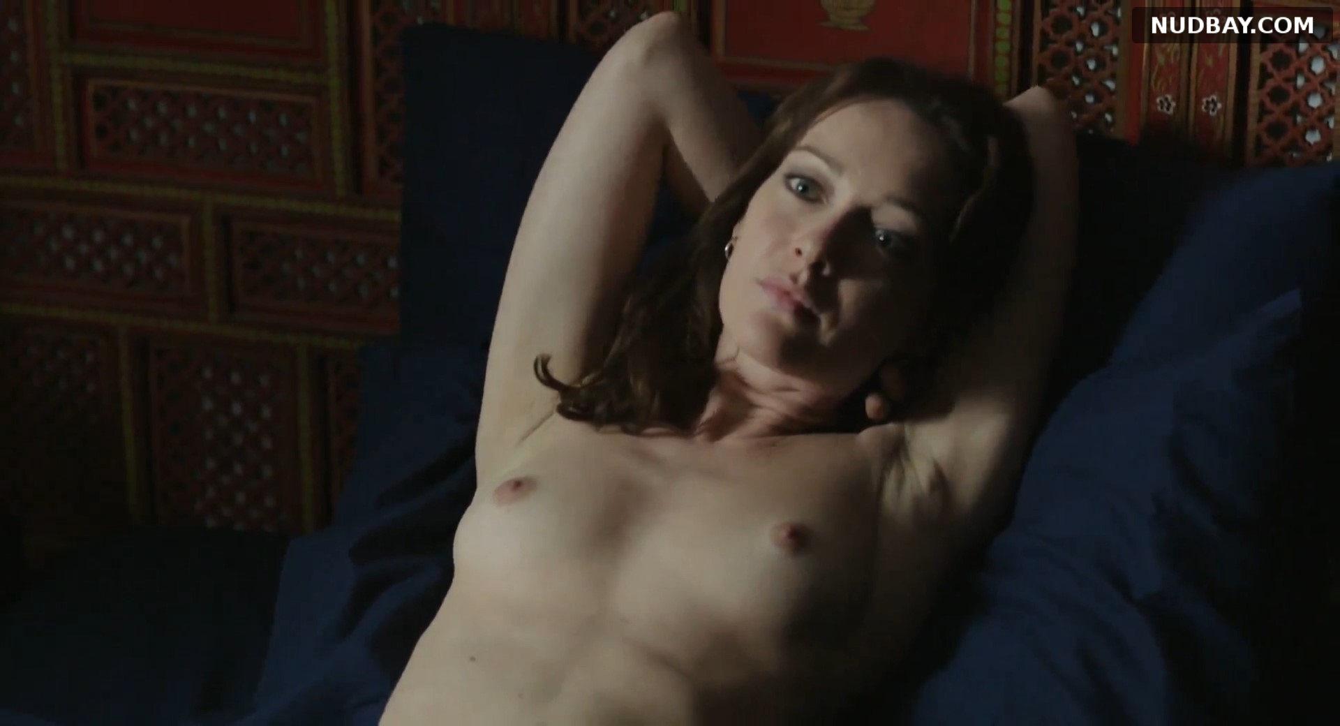 Cristiana Capotondi nude Tommaso (2019)