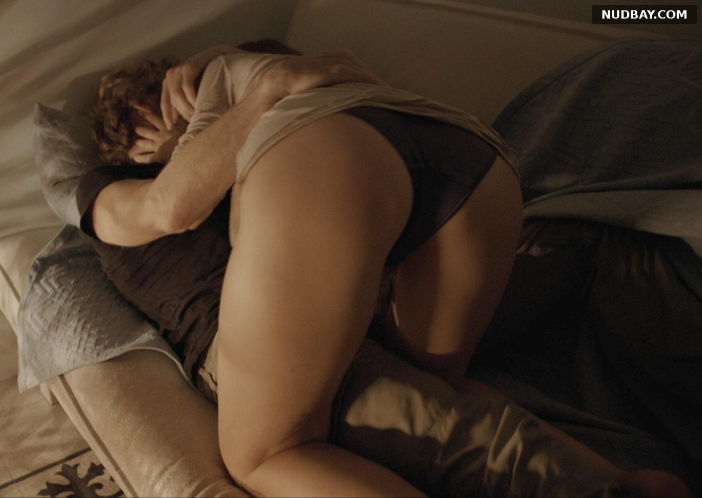 Cristina Chiriac Ass in the movie Tommaso (2019)