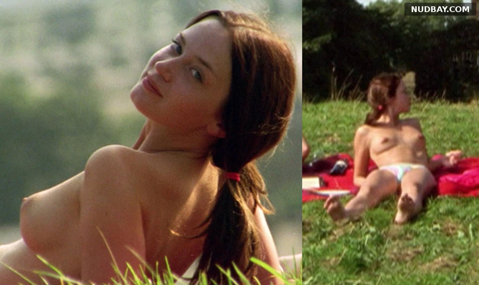 Emily Blunt Nude in My Summer of Love (2004)