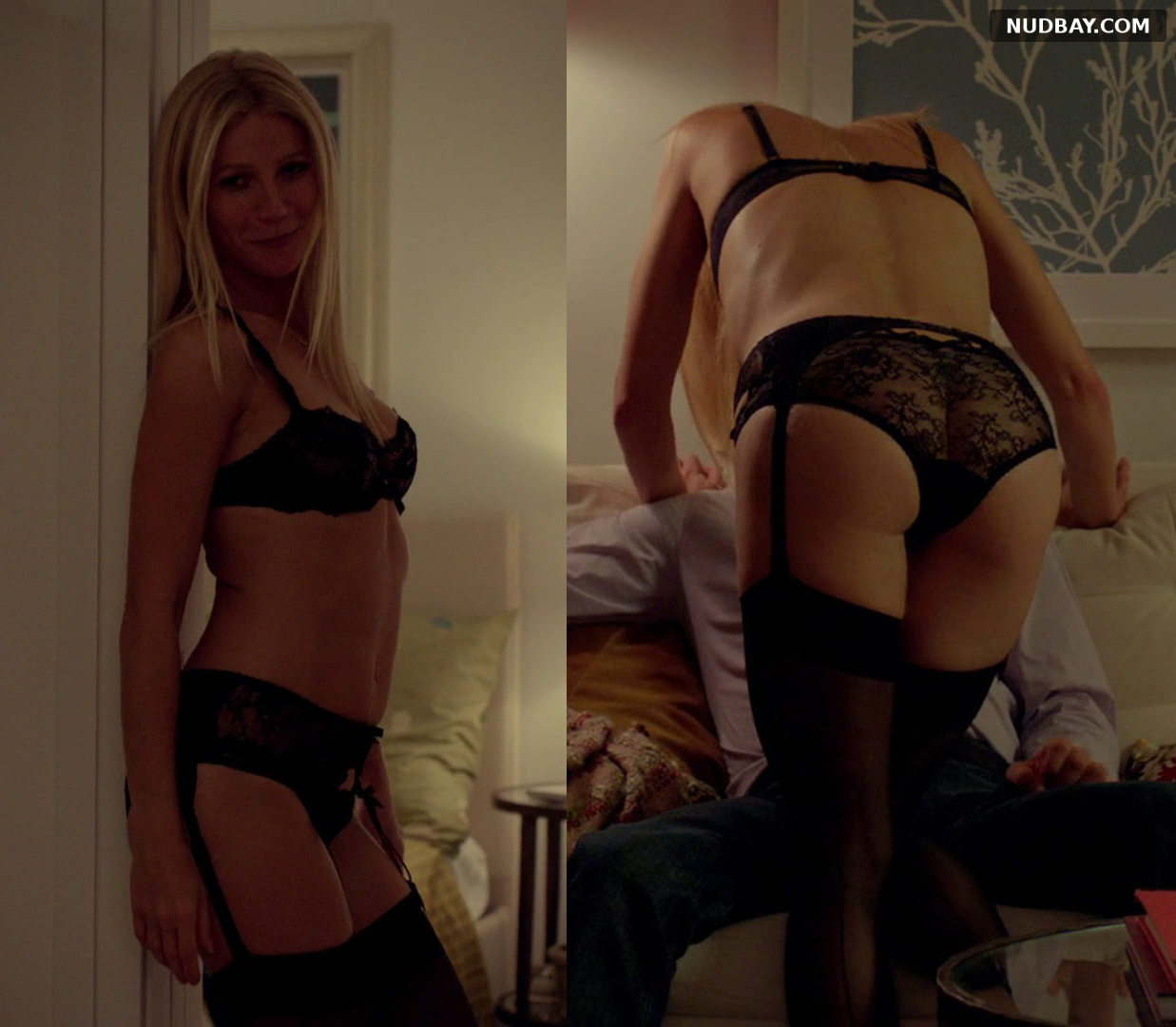 Gwyneth Paltrow Nude in Thanks for Sharing (2012)