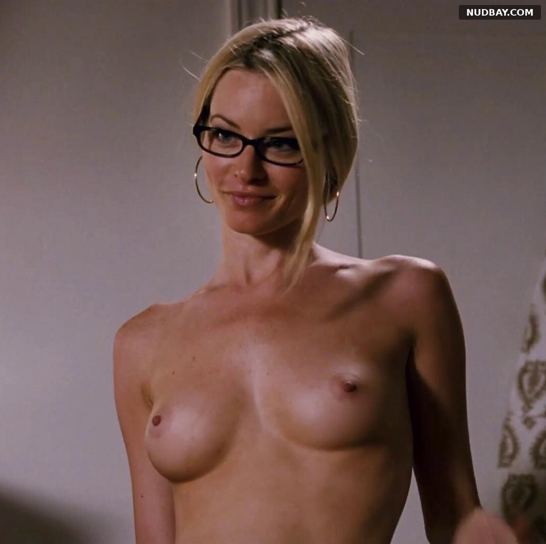 Jessica Morris Nude In Role Models (2008)