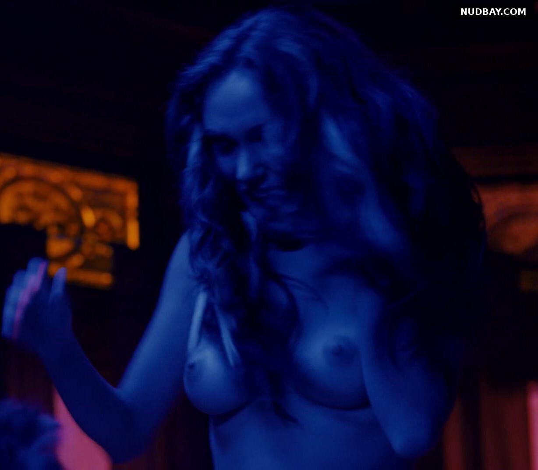 Jordan Kerns nude in Total Frat Movie (2016)