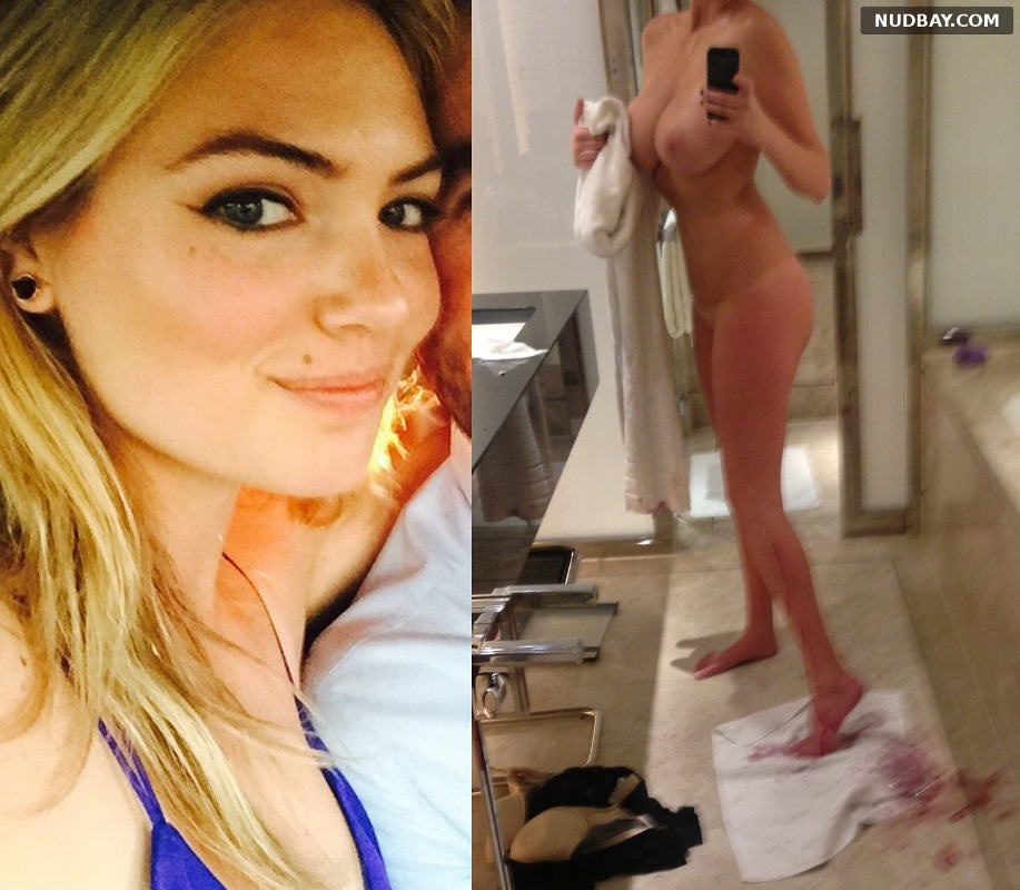 Kate Upton nude shows huge boobs 2021 1