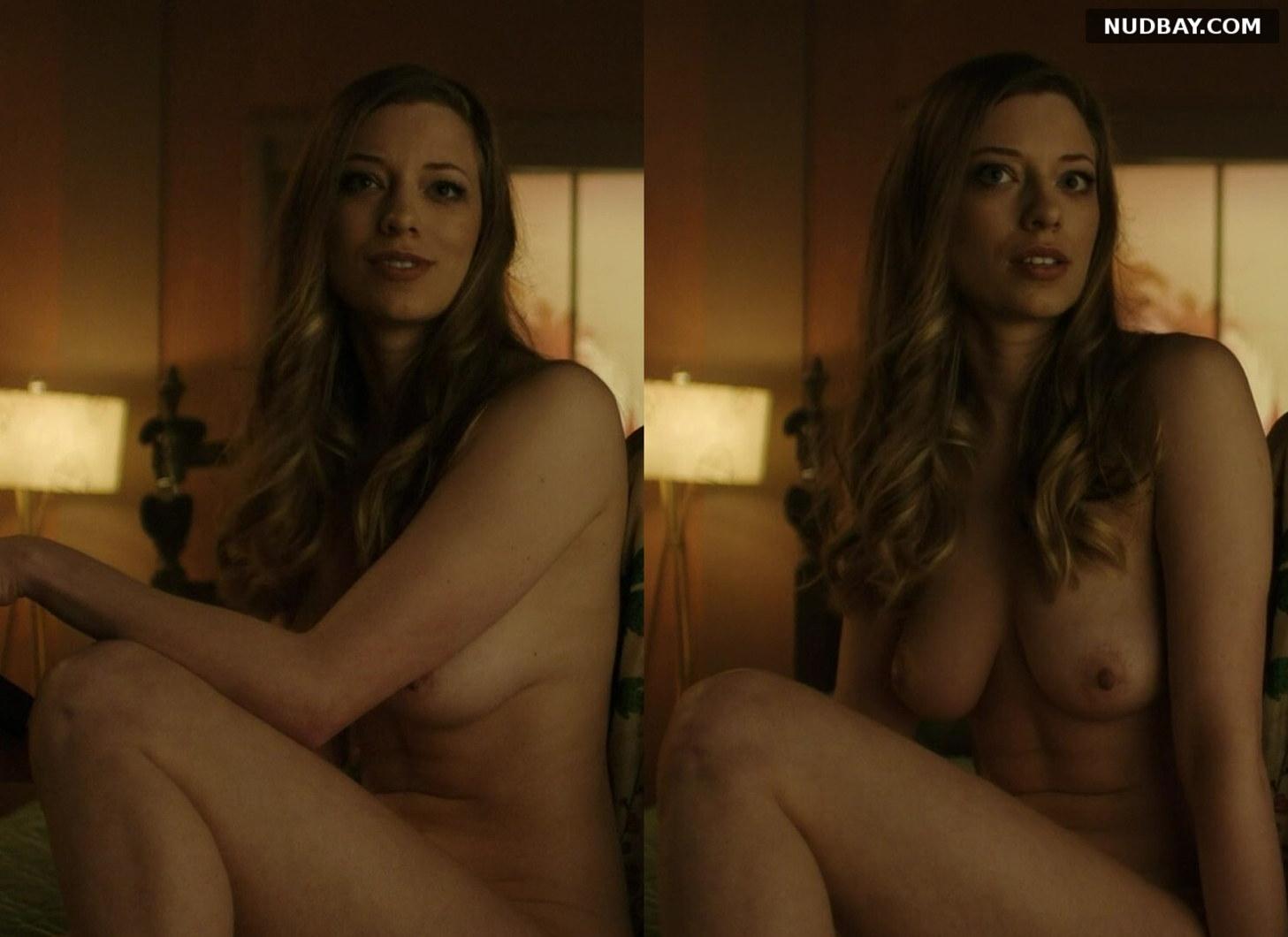 Katie Buitendyk nude in TV series Titans S3 (2021)