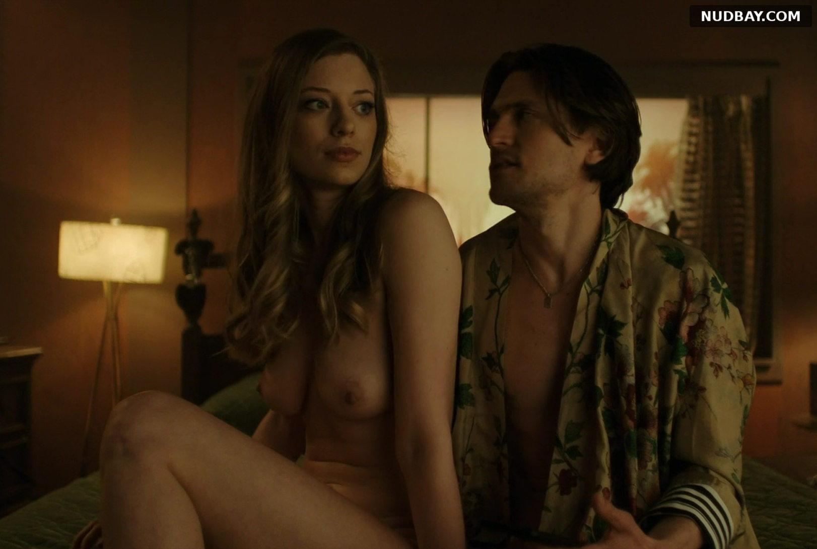 Katie Buitendyk nude in Titans S3 (2021)
