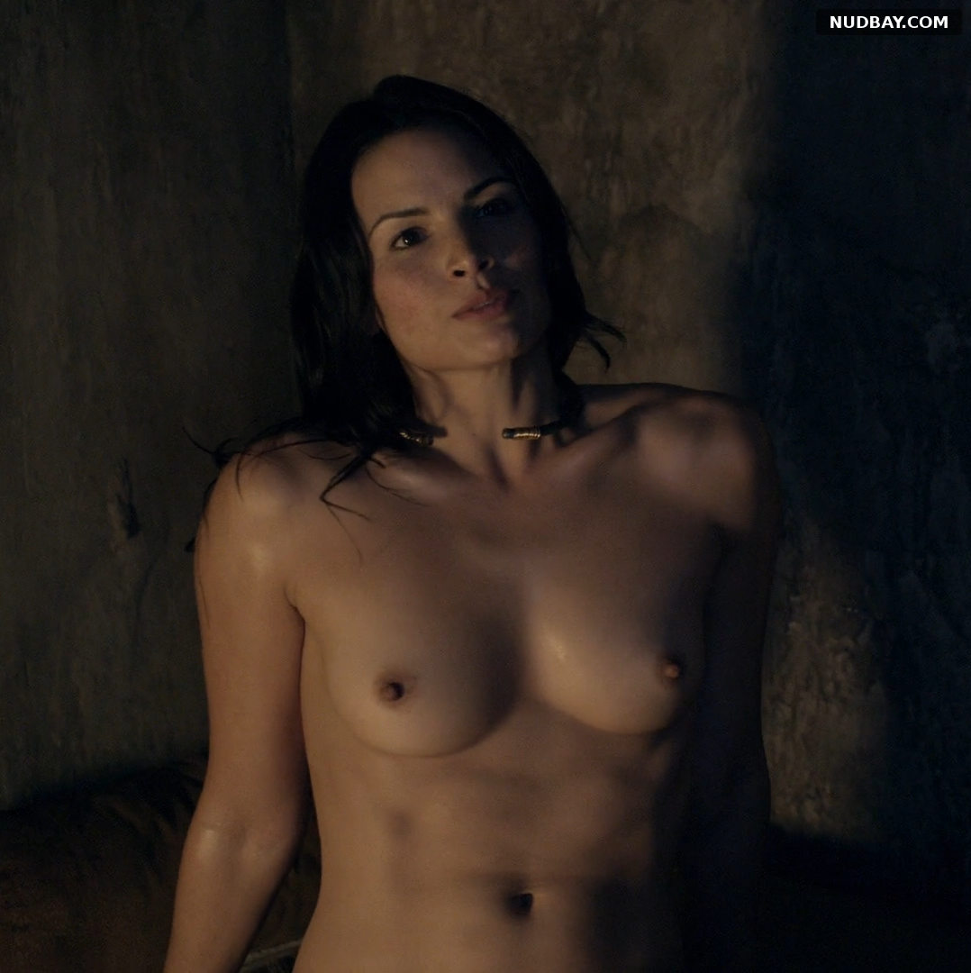 Katrina Law nude Spartacus Blood and Sand (2010)