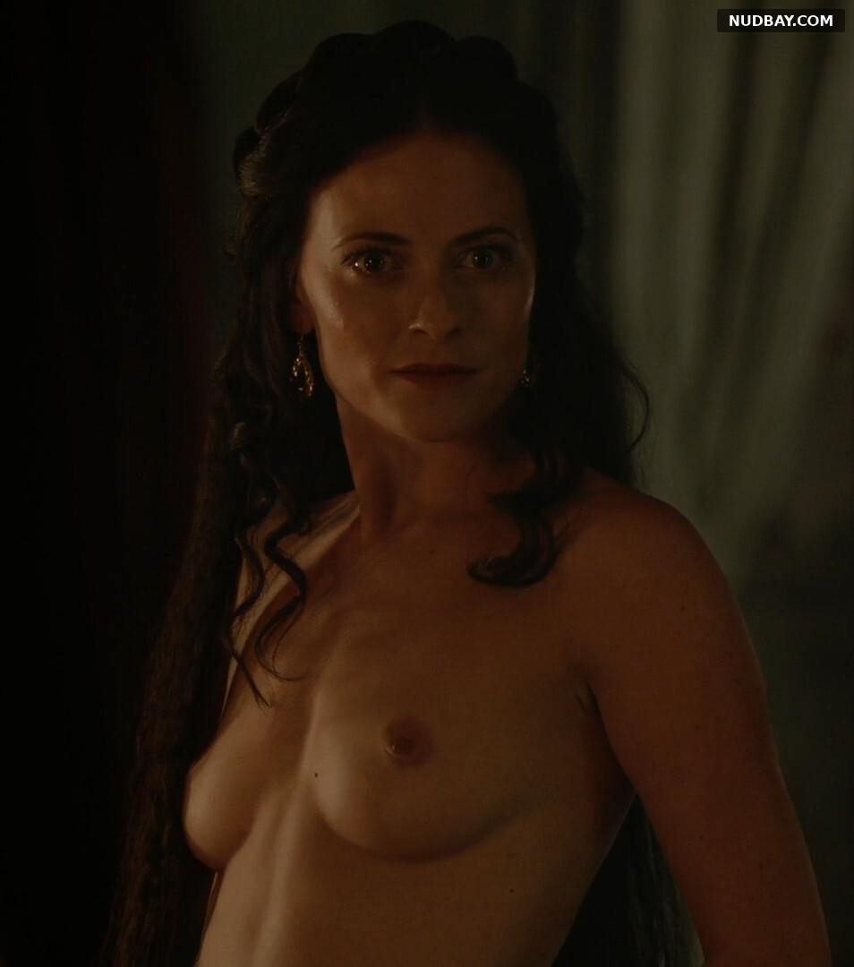 Lara Pulver nude in Da Vinci's Demons (2013)