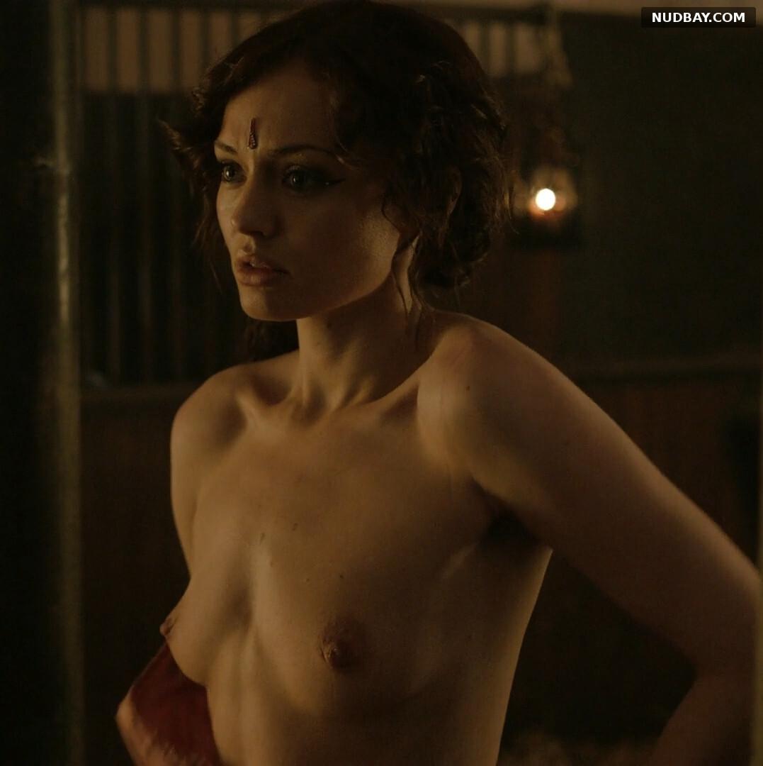 Laura Haddock nude in Da Vinci's Demons (2013)
