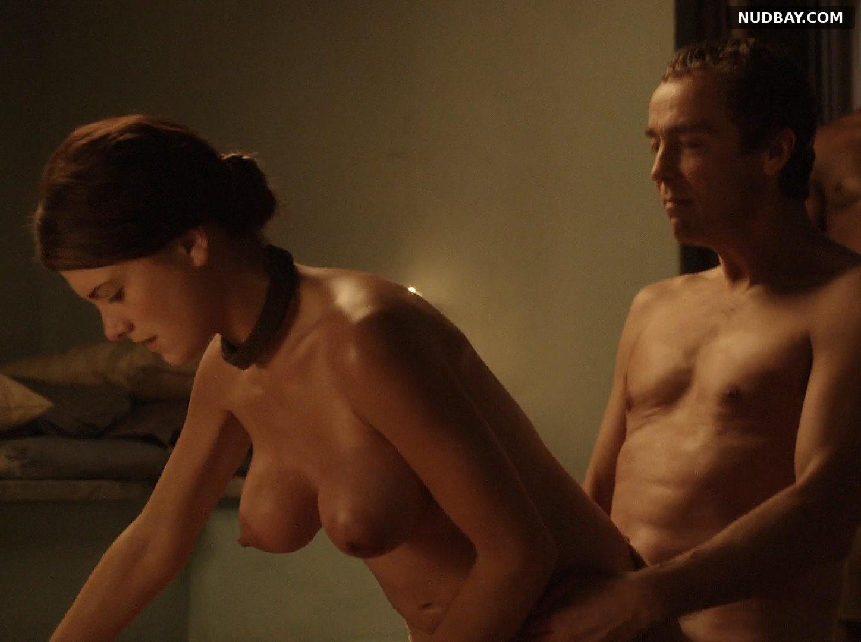 Laura Surrich nude in TV series Spartacus (2010)